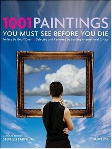 1001 Paintings You Must See Before You Die  N/A edition cover