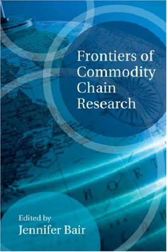 Frontiers of Commodity Chain Research   2008 edition cover