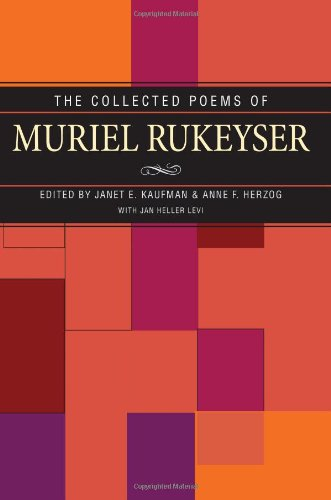 Collected Poems of Muriel Rukeyser   2006 edition cover
