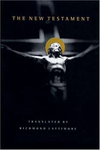 New Testament  N/A edition cover
