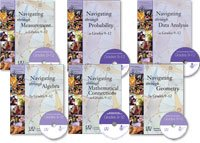 Navigating through Data Analysis in Grades 9-12 1st 2003 edition cover