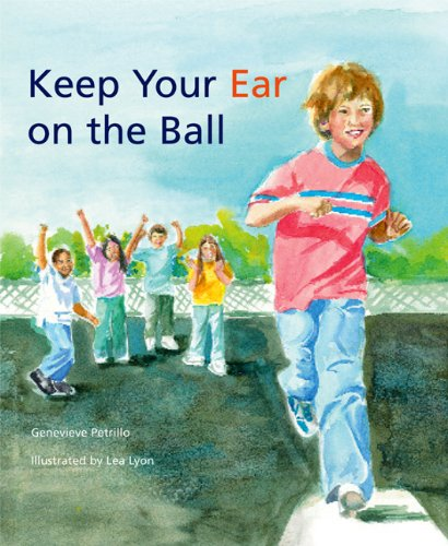 Keep Your Ear on the Ball   2009 9780884483243 Front Cover