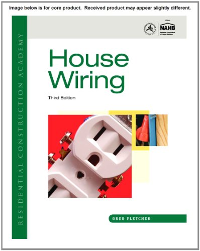 House Wiring  3rd 2012 edition cover