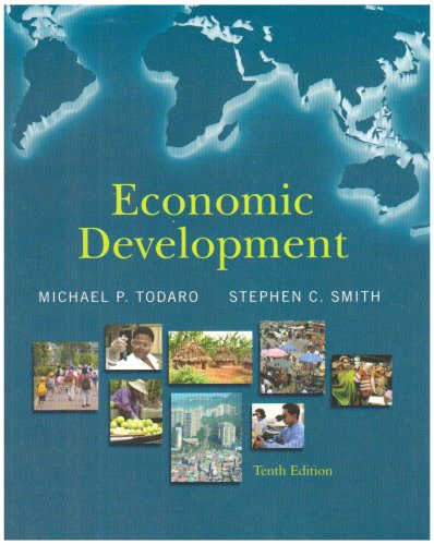 Economic Development:  2008 edition cover