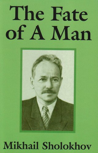 Fate of a Man  N/A 9781410104243 Front Cover