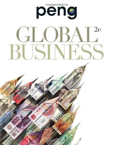 Global Business  2nd 2011 edition cover