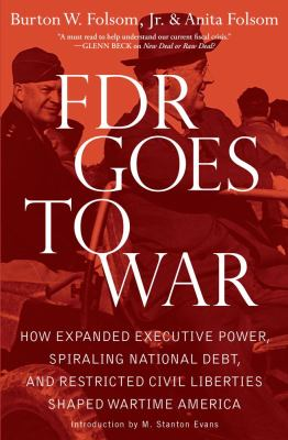 FDR Goes to War   2013 edition cover