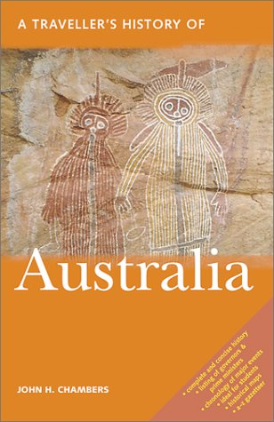 Traveller's History of Australia  2nd 2017 edition cover