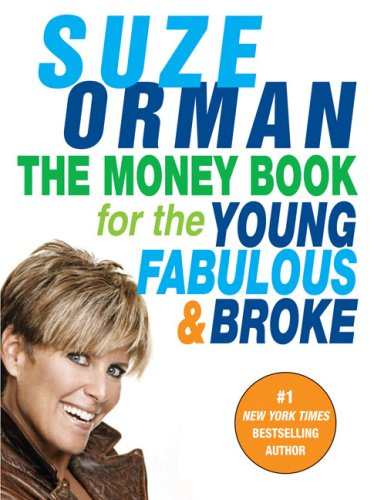 Money Book for the Young, Fabulous and Broke  N/A 9781594482243 Front Cover