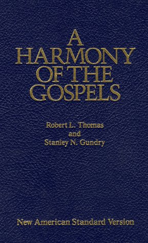 Harmony of the Gospels  N/A edition cover