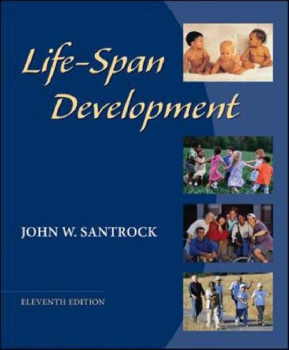 Life-Span Development  11th 2008 (Revised) 9780073310244 Front Cover