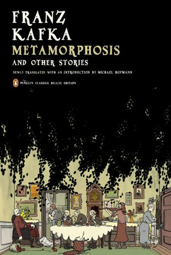 Metamorphosis and Other Stories   2008 (Deluxe) edition cover