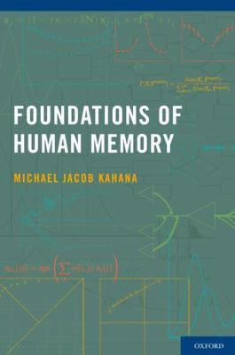 Foundations of Human Memory   2012 edition cover