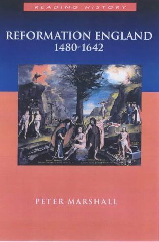Reformation England, 1480-1642   2003 edition cover
