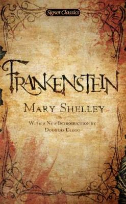 Frankenstein  N/A edition cover