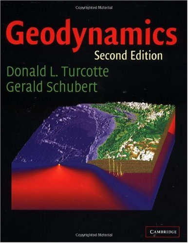 Geodynamics  2nd 2002 (Revised) edition cover