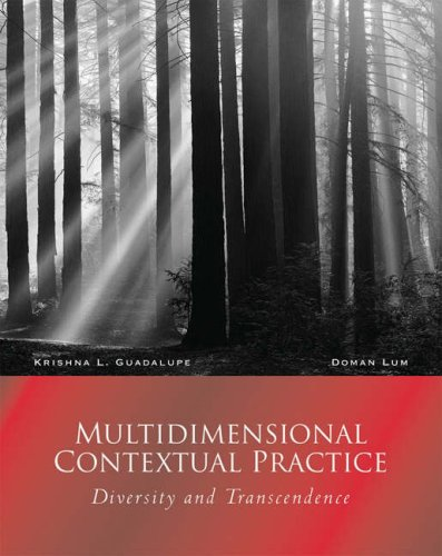 Multidimensional Contextual Practice Diversity and Transcendence  2005 9780534606244 Front Cover