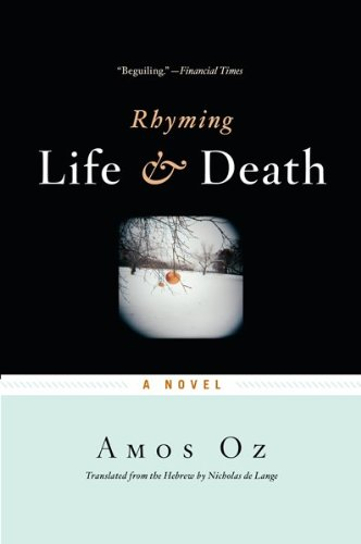 Rhyming Life and Death   2009 9780547336244 Front Cover