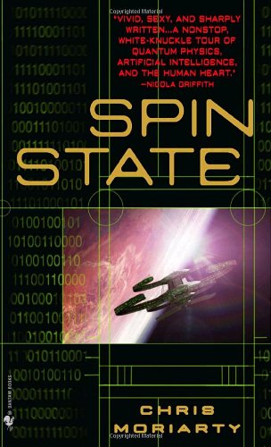 Spin State  N/A edition cover