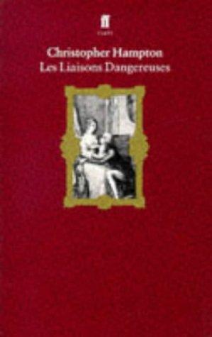 Liaisons Dangereuses   1985 edition cover
