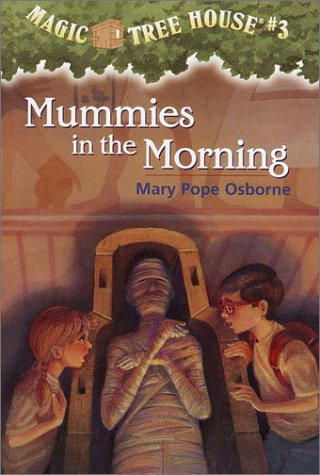 Mummies in the Morning   1993 9780679824244 Front Cover