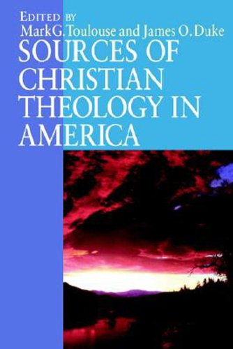 Sources of Christian Theology in America  N/A edition cover