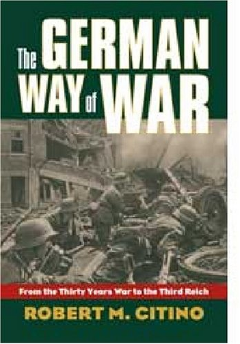 German Way of War   2005 edition cover