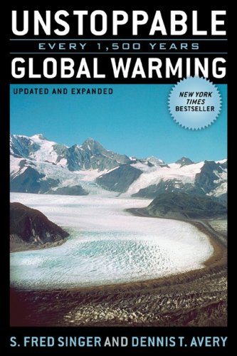 Unstoppable Global Warming Every 1,500 Years  2008 edition cover