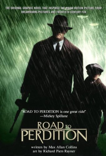 Road to Perdition   2002 9780743442244 Front Cover