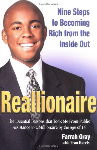 Reallionaire Nine Steps to Becoming Rich from the Inside Out  2005 edition cover