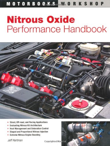 Nitrous Oxide Performance Handbook   2009 edition cover