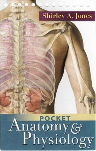 Pocket Anatomy and Physiology   2009 edition cover