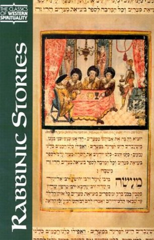 Rabbinic Stories   2001 edition cover