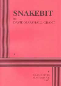 Snakebit  N/A edition cover