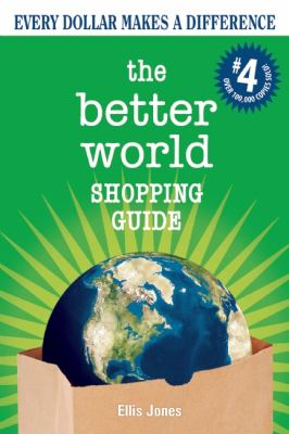Better World Shopping Guide  4th edition cover