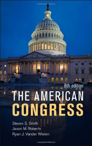 American Congress  8th 2013 (Revised) edition cover