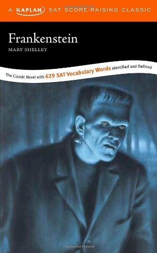 Frankenstein A Kaplan SAT Score-Raising Classic 2nd 2006 edition cover
