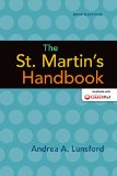 The St. Martin's Handbook:   2015 edition cover