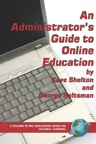 Administrator's Guide to Online Learning 1st 2005 edition cover