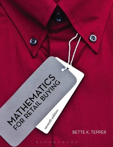 Mathematics for Retail Buying  7th 2013 edition cover