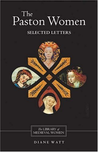 Paston Women - Selected Letters   2004 edition cover