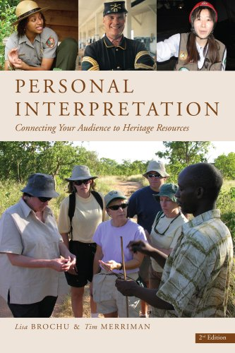 Personal Interpretation : Connecting Your Audience to Heritage Resources 2nd 2008 edition cover