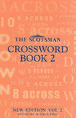 """The """"Scotsman"""" Crossword Book (Crossword) N/A edition cover"""