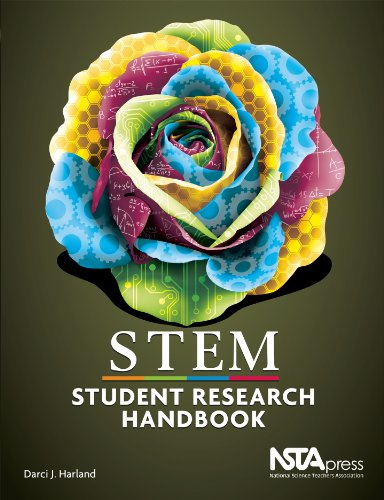 STEM Student Research Handbook   2011 edition cover
