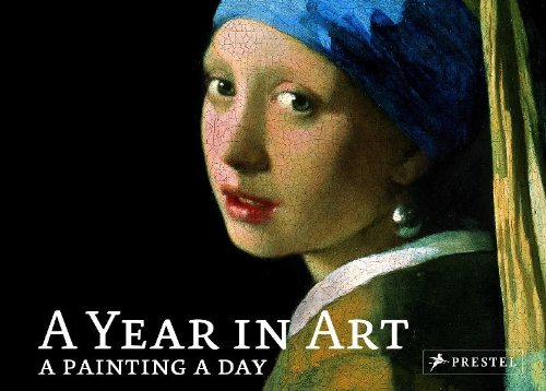 Year in Art A Painting a Day  2006 9783791336244 Front Cover