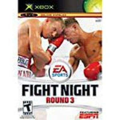 Fight Night Round 3 - Xbox 360 Xbox 360 artwork