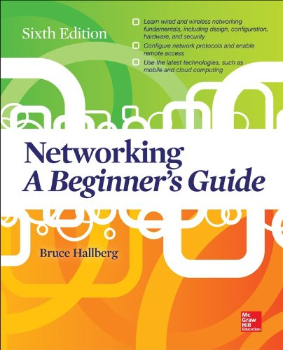 Networking a Beginner's Guide  6th 2014 edition cover