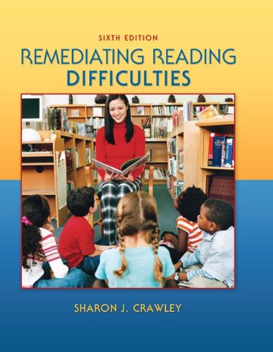 Remediating Reading Difficulties  6th 2012 edition cover