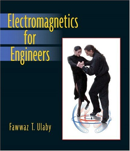 Electromagnetics for Engineers   2005 9780131497245 Front Cover