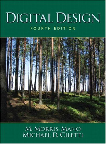 Digital Design  4th 2007 (Revised) edition cover